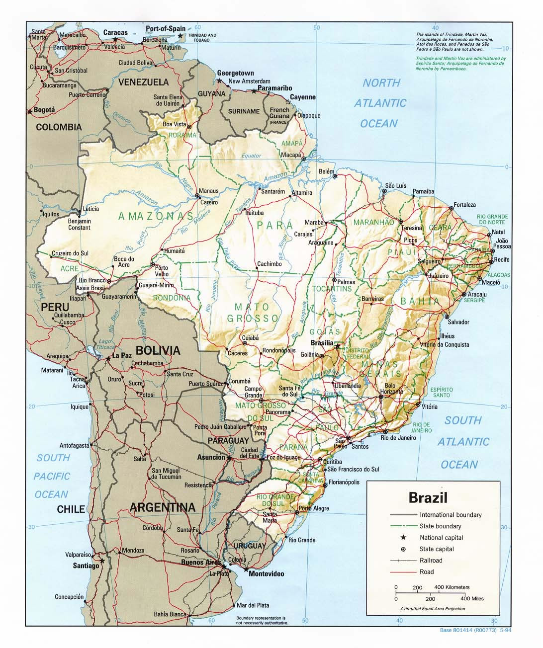 Brazil Map of Amazon Amazon Columbia to Brazil 1 1